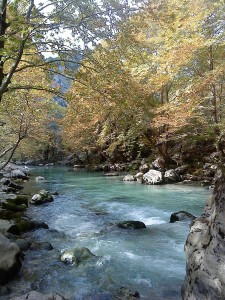Traditional accommodation in Saxonis Houses Guesthouse - Hotel in Megalo papigo, Zagorohoria, Epirus, Ioannina | Trekking in Voidomatis river