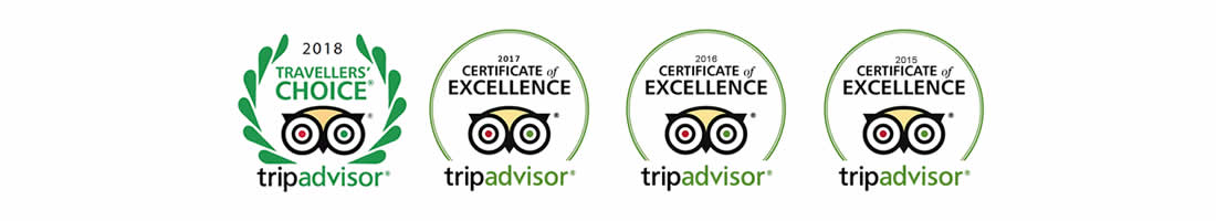 tripadvisor awards saxonis houses guesthouse papigo greece